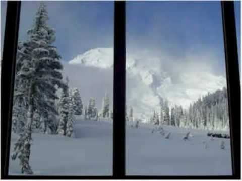 A brief tour of Mt. Rainier National Park ~ early winter
