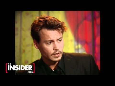 The Insider Rewind: Johnny Depp Talks 'Fear and Loathing in Las Vegas', 1998
