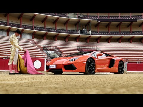 Toro! Toro! Aventador Returns to the Ring! - Epic Drives Episode 10