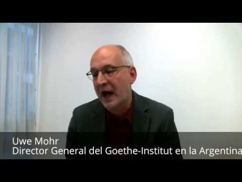 Invitación jueves 24 de septiembre - Ciclo de Cultura- Uwe Mohr