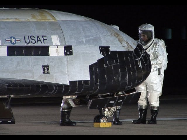 Air Force launches super secretive X-37B spacecraft into 200-day mission