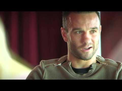 Interview de Mathieu Valbuena avant OM-OL (2015)