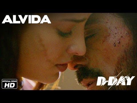 Alvida - D-Day | Arjun Rampal & Shruti Haasan