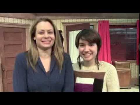 Catherine-Anne Toupin et Marie-Ève Milot, entrevue avec les comédiennes de Sunderland