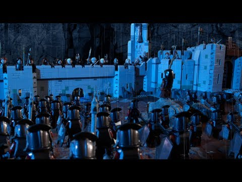 LEGO The Battle of Helm s Deep
