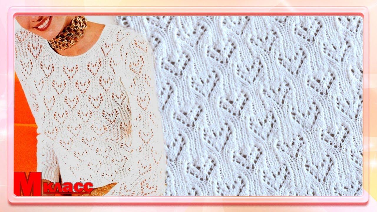 Вязание ажурные и как их вязать 181
