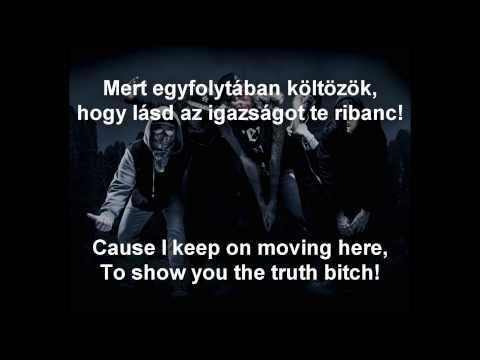 Deuce - America Lyrics & Magyar Dalszöveg *hd video