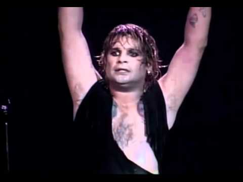 Ozzy Osbourne Centre of Eternity 1984 (Tommy Aldridge Drum solo)