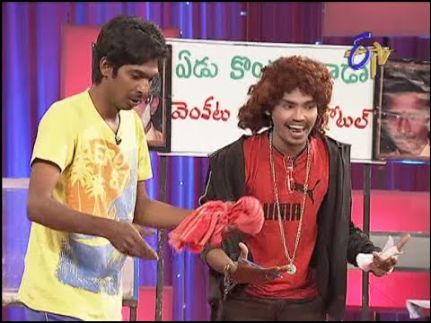 Jabardasth - జబర్దస్త్ – Dhana Dhan DhanRaj Performance on 23rd October 2014