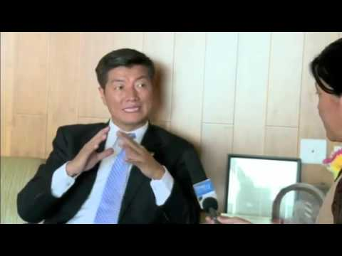 Sikyong Lobsang Sangay spoke on Tibet.net  after reelected as Sikyong for next five years.