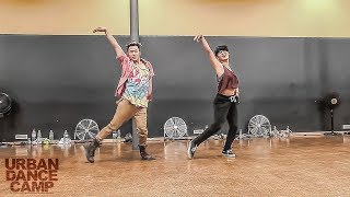 Girl Gone Wild - Madonna / Fredy Kosman ft Koharu Sugawara Choreography / URBAN DANCE CAMP