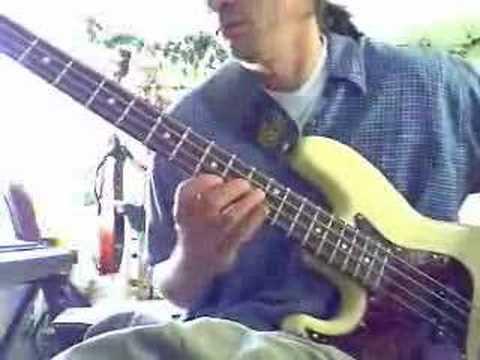 Pentatonik And Blues Scale Bass Improvisation