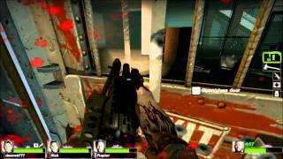 Left 4 Dead - Damn You Escalator!