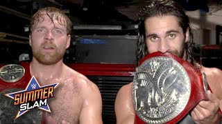 Download Dean Ambrose & Seth Rollins