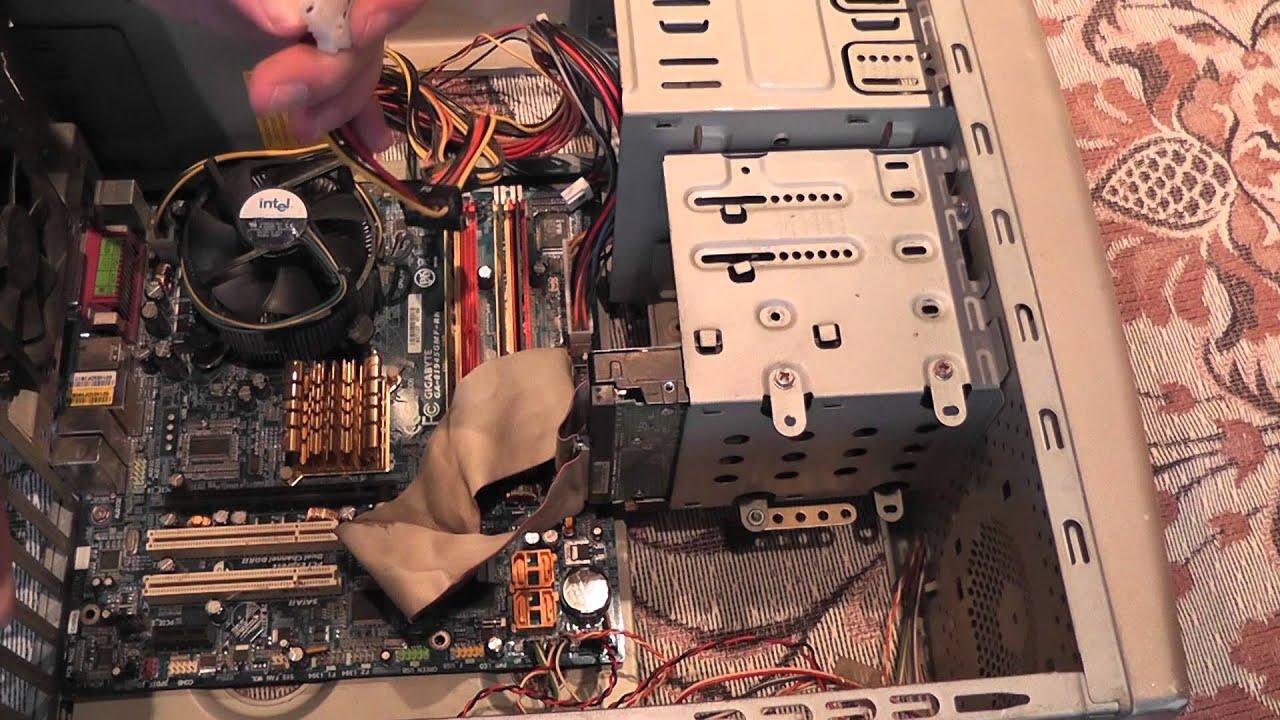 Что будет если запустить компьютер без кулера