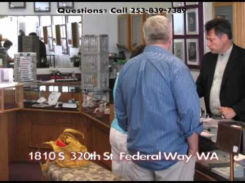 Tacoma Custom Jewelers Federal Way Custom Jewelers