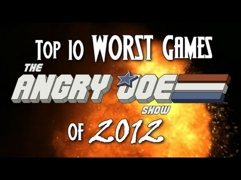 Top 10 WORST Games of 2012!