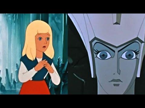 Снежная королева. Советский мультфильм для детей