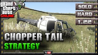 GTA 5 Online - Chopper Tail 1.22 - SOLO HARD - Mission Strategy Guide (GTA V) - 1.21 1.20 Broken!