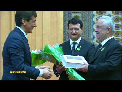 Новости Телевидения Туркменистана19.03.2018