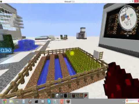 mundo automatico download minecraft com base casa automatica viniccius13