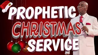 Special Christmas Service with Bishop David Oyedepo