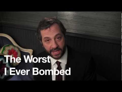 Worst I Ever Bombed: Judd Apatow (Late Night with Jimmy Fallon)