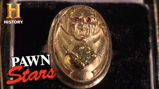Pawn Stars: Outlaws & Criminals | History