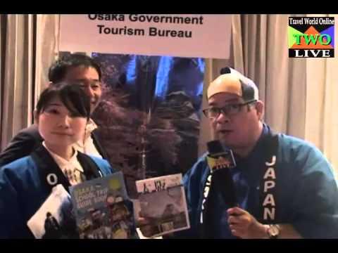 Masashi Yoshimoto - Director Southeast Asia Region of Osaka Tourism
