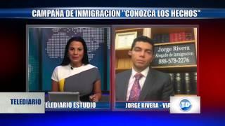EEUU lanza campaña contra inmigración ilegal