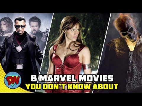8 Flopped Marvel Movies You Don't Know About | DesiNerd