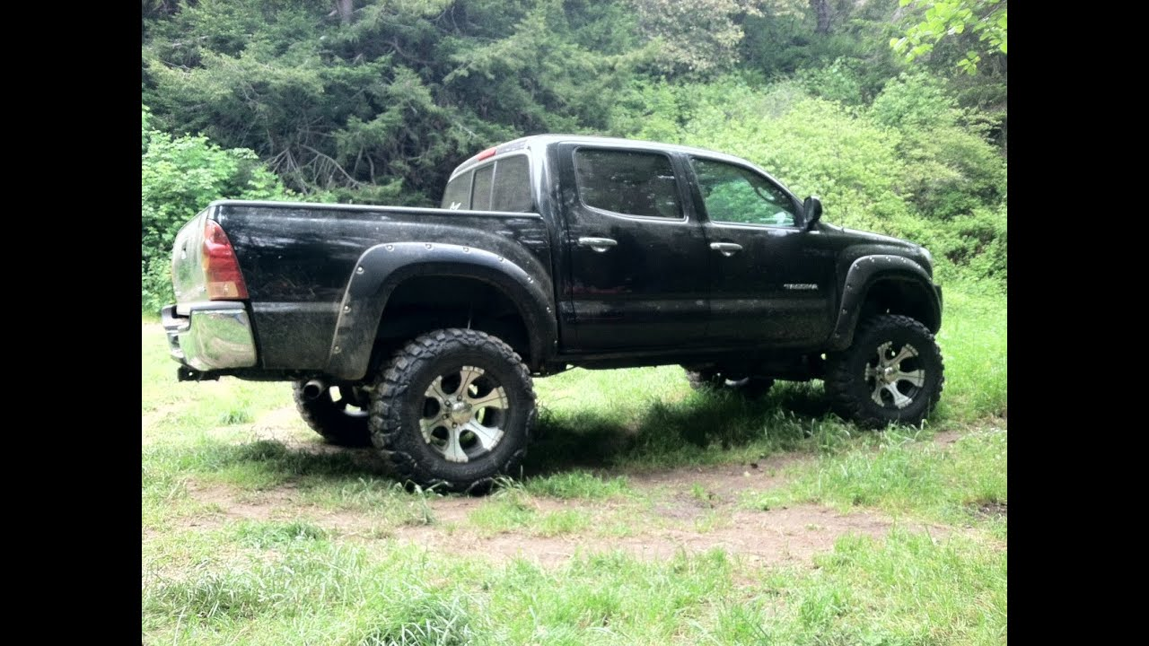 Tacoma Nitto Mud Grapplers Howl Plus Flowmaster Exhaust