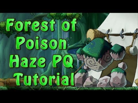 AionJC: Forest of Poison Haze PQ Tutorial