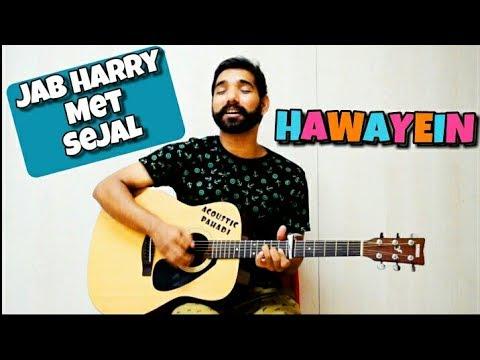 download lagu Hawayein Guitar Lesson Jab Harry Met Sejal gratis