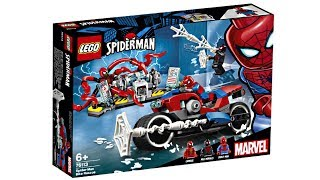 LEGO Spider-Man 2019 sets! R.I.P. LEGO Marvel Super Heroes theme?