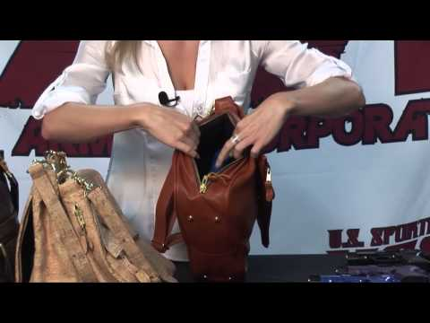 Witness Pavona Concealed Carry Handbag