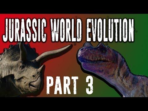 Jurassic World Game Jurassic World Gameplay Part 3 2018 THREE STARS BABY!!