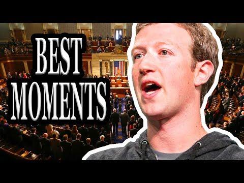 Mark Zuckerberg Testimony Best Moments
