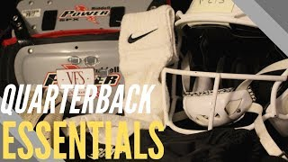 Football Gear ESSENTIALS for QUARTERBACKS // Ep.1