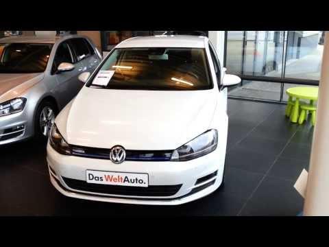 Volkswagen Golf VII 7 Bluemotion 2014 In depth review Interior Exterior