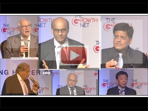 The Growth Net 2016: Opening Dinner Session