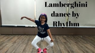 Lamberghini | The Doorbeen Feat Ragini |   Dance choreography for Kids