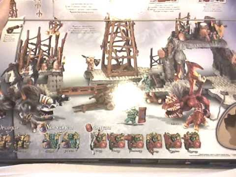 Megabloks Dragons Video Review: Vorgan Stronghold (2003) [English]