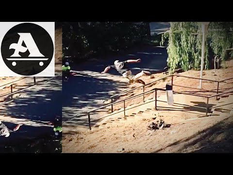 Timmy Knuth EPIC Insta skate part