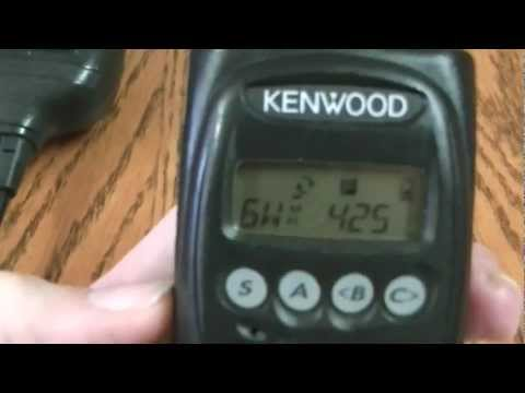 Kenwood TK2212 VHF HT