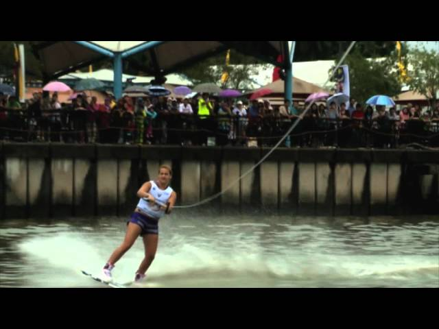 IWWF Wakeboard World Cup 2011 - Kuching News