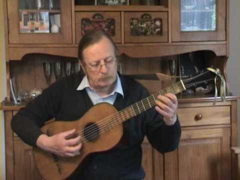 Matteo Carcassi - Allegretto - Romantic Guitar