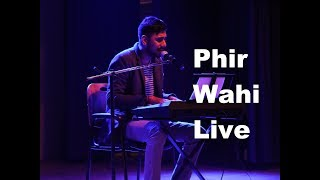 download lagu Phir Wahi Piano Cover -jagga Jasoos  Arijit Singh gratis