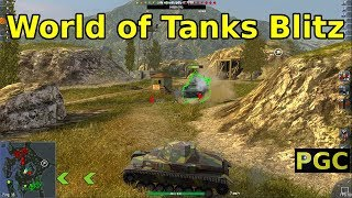 World of Tanks Blitz, игра взводом стрим/1 (1080 60p)