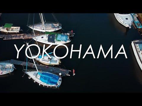 DJI Mavic Pro - Yokohama JAPAN